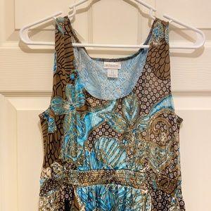 Motherhood Maternity Dresses - Women's Motherhood Maternity dress, size L